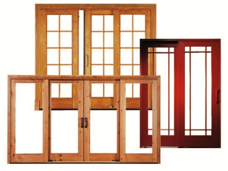Door And Windows Frame Design Model