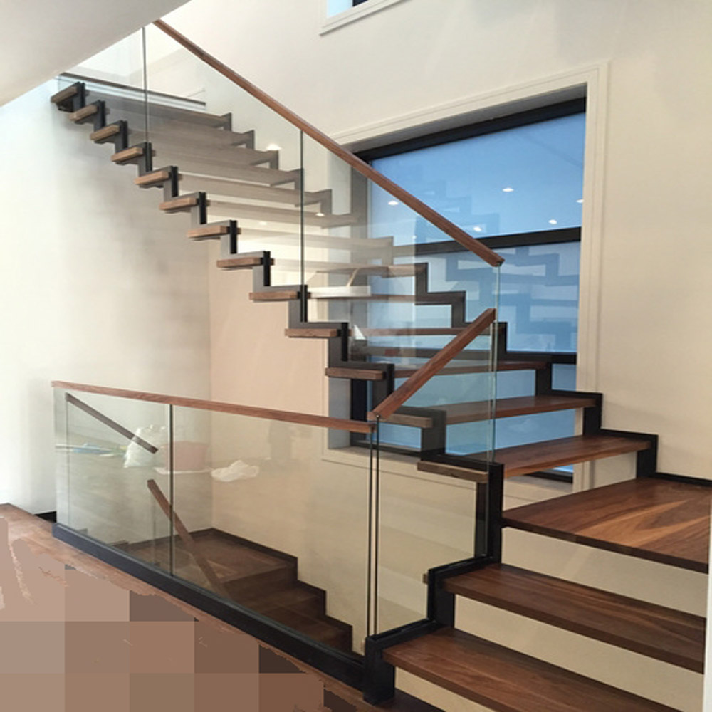 Steel Stair Railing Design